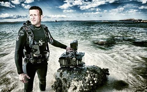 Scubadomain Digital Imaging Diver