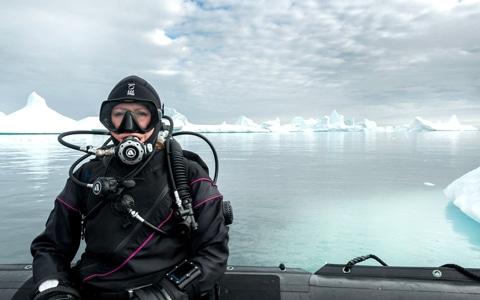 Scubadomain Ice Diver