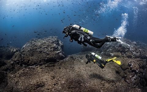 Scubadomain NITROX Diver