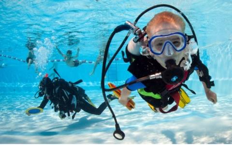 Scubadomain Try Dive